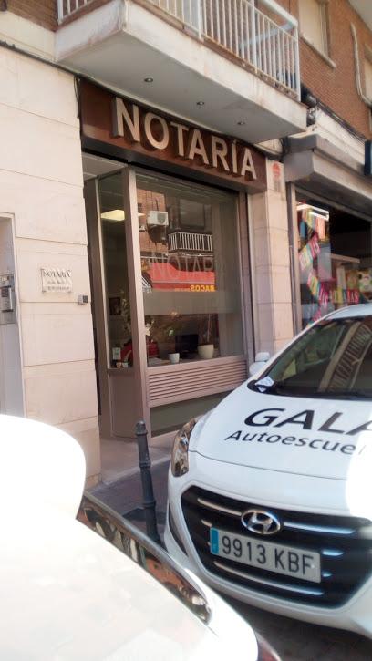 Notaría Madrid Vicálvaro