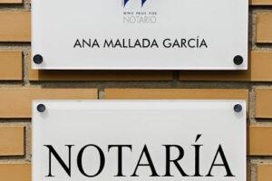 ANA MALLADA GARCÍA - Notario de Tordesillas
