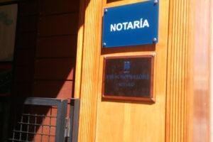 NOTARÍA, JOSE MARIANO MOYNA LOPEZ