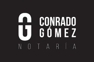 Notaría Conrado Gómez