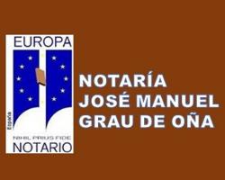 Notaría José Manuel Grau de Oña