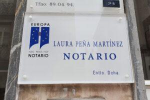 Notaría Torrelavega Laura Peña Martínez