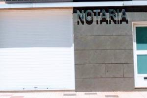 Notaria de Almenara - Ignacia Abellán