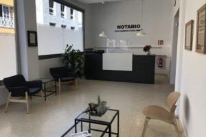 Notaria en Galdar Juan Enrique Costa Ninot